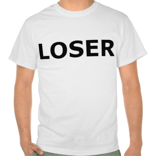 LOSER TEES from Zazzle.com