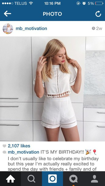 shirt white outfit