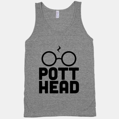 Pott Head | HUMAN | T-Shirts, Tanks, Sweatshirts and Hoodies