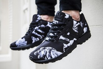 shoes adidas snaeak sneakers zxflux zx flux nike mens shoes