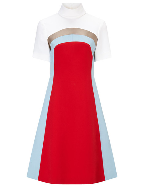 Jonathan Saunders dress turtleneck dress