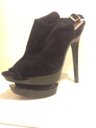 shoes jessica simpson heels black high heels