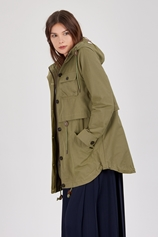 Parka London - CECILE | Women's Classic Parka | £156 (See more at www.parkalondon.com)