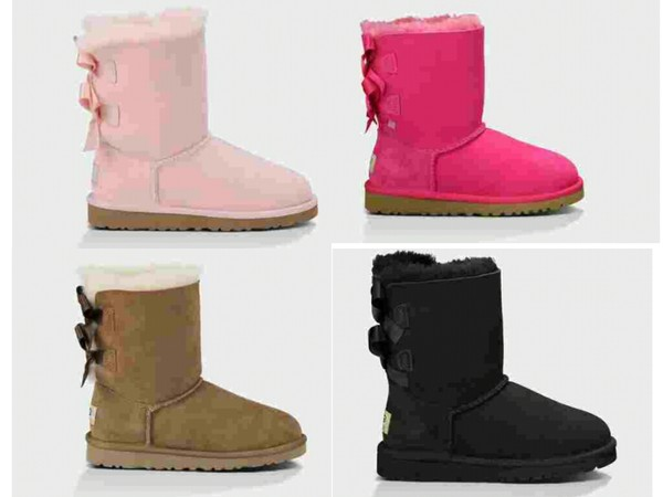 shoes ugg bailey bow