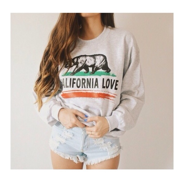 top california freshtops sweater