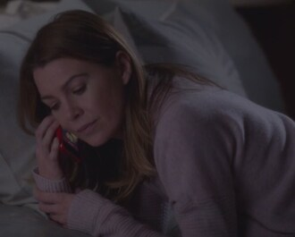 sweater grey's anatomy meredith grey ellen pompeo