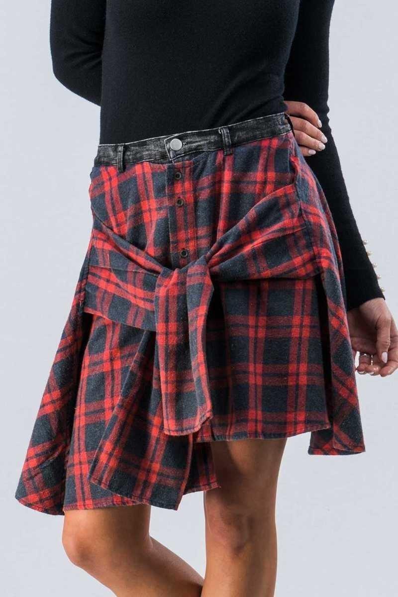 Knottingham Vintage Skirt