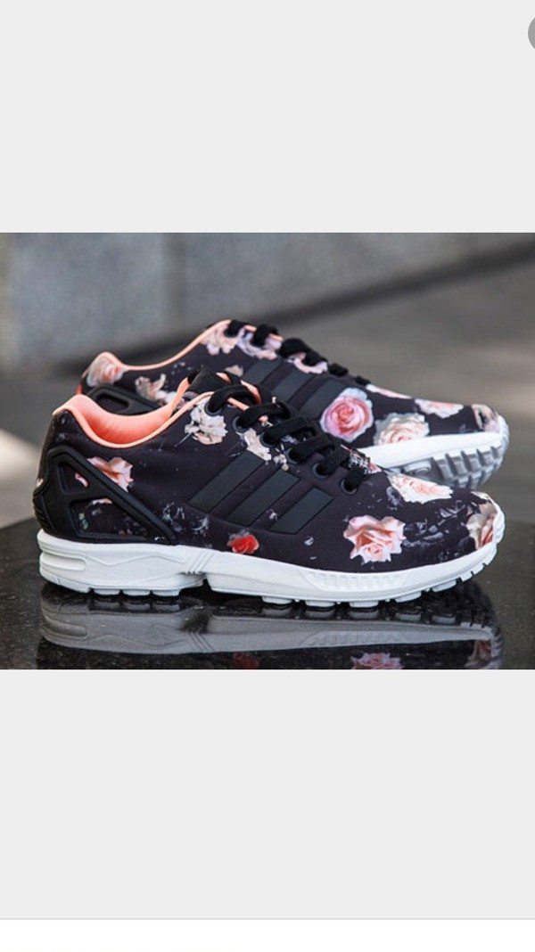 Sneaker Central ADIDASÂ ZX FLUX (WMS) Foot Locker