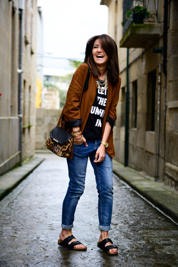 lovely pepa t-shirt jacket shoes jeans jewels bag