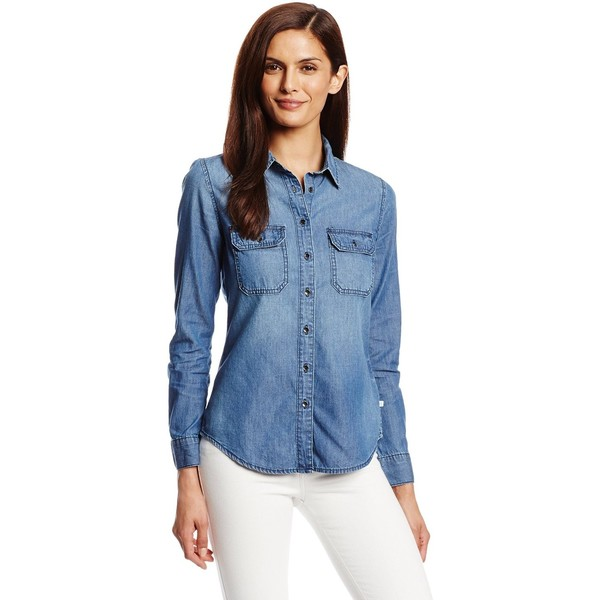 Calvin Klein Jeans Women's Denim Shirt