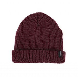 Brixton Hats Heist Beanie Hat - Burgundy from Village Hats