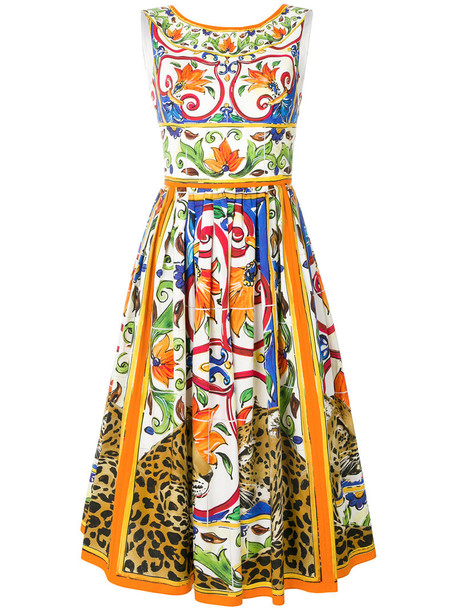 Dolce & Gabbana dress women cotton