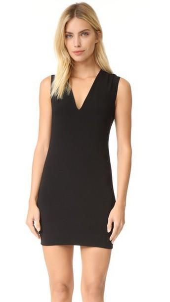 Iro Colie Dress - Black