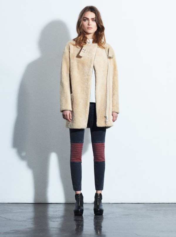 coat fashion lookbook claudie pierlot