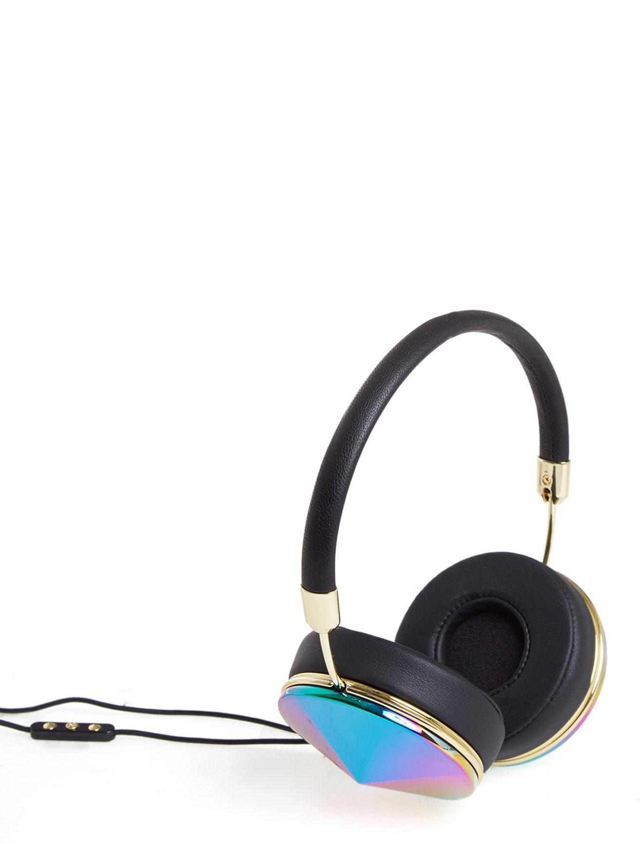 Large taylor headphones :: women
