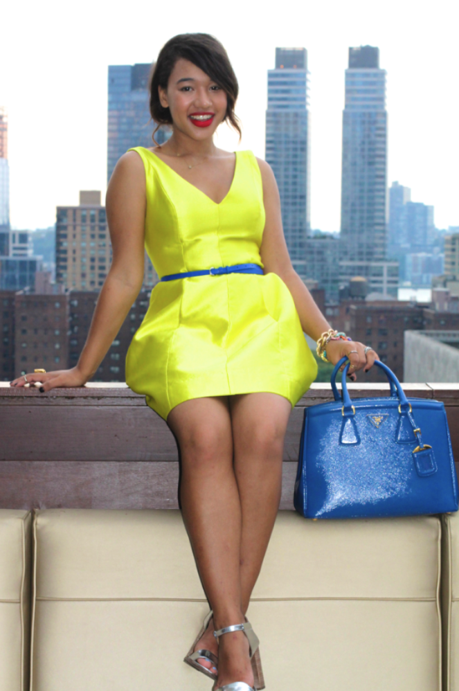 Color Me Courtney - New York City Fashion Blog