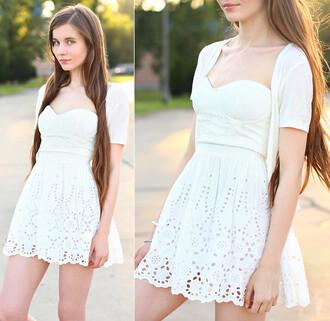 sweater white romwe vest cardigan romwe vest romwe cardigan skirt