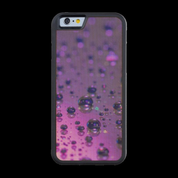 phone cover water drops iphone cover phone cover love gift ideas purple violet nature landscaoe