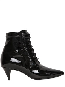 BOOTS - SAINT LAURENT -  LUISAVIAROMA.COM - WOMEN'S SHOES - SPRING SUMMER 2014