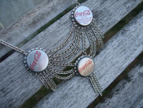 coca cola chain jewels