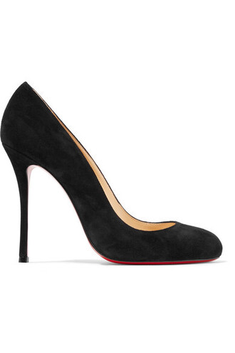suede pumps 100 pumps suede black shoes