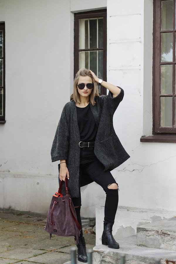 Vagabond MARJA - Botki - black - Zalando.pl