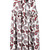 Dodo Bar Or - paisley print maxi skirt - women - Silk - 42, White, Silk