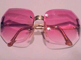 sunglasses pink sunglasses