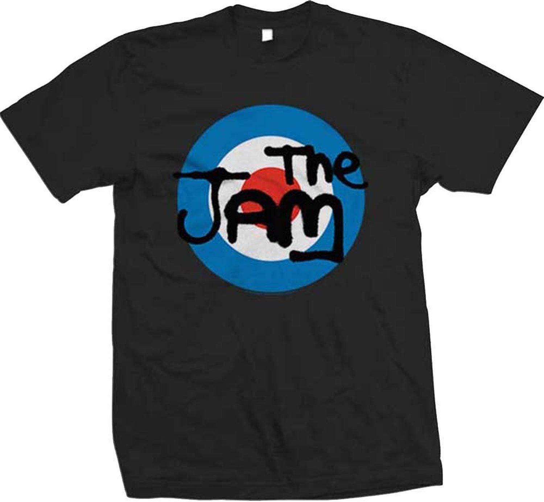 The jam black target logo t shirt clothing for Logo t shirt dress