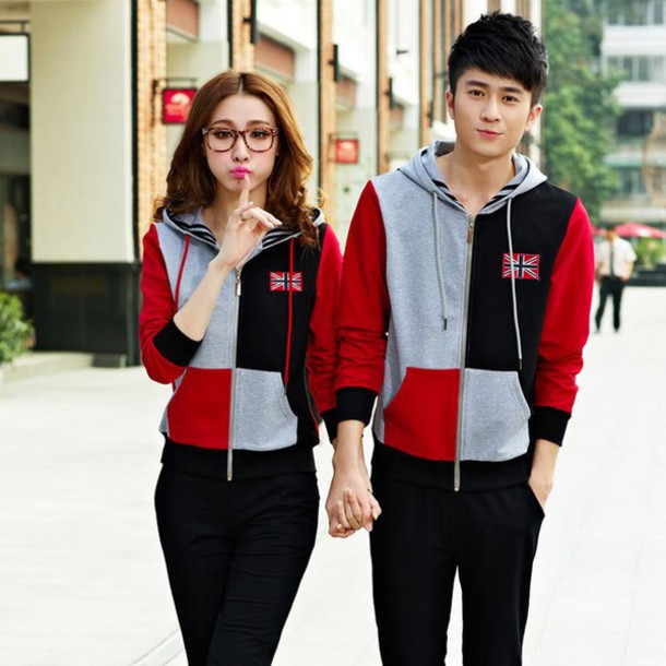matching outfits valentines christmas matching couples girlfriend boyfriend  hoodies couples sportswear best friends dresses couples outfits - Matching Outfits, Valentines, Christmas, Matching Couples