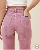 jeans,pink pants,pink,pants,cute,tumblr,skinny jeans,tight,red