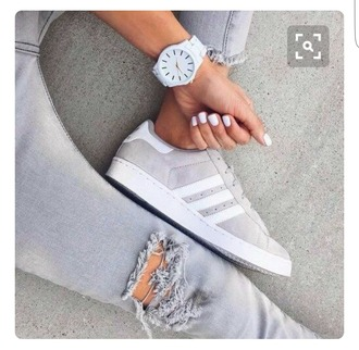 shoes grey adidas addidas shoes cool