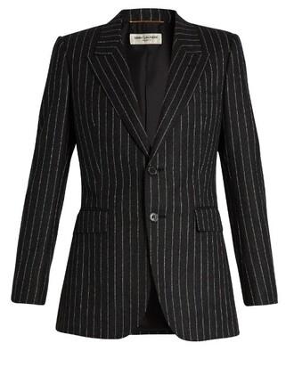 jacket wool jacket wool flannel grey