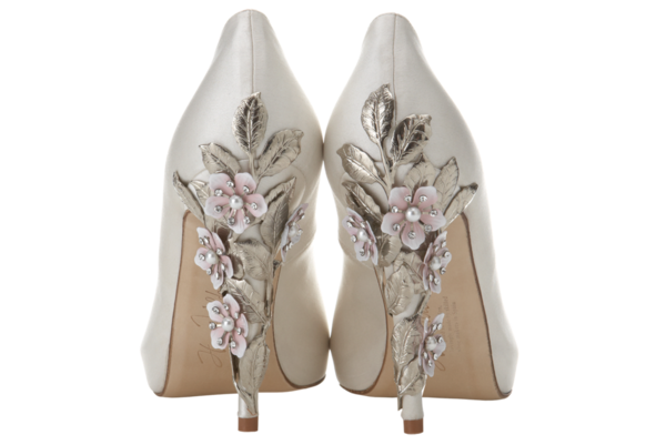 Sakura Ivory | Harriet Wilde Wedding Shoes