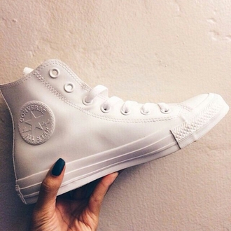 white sneakers converse high top sneakers high top converse