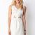 Cutting Edge Brocade Dress | LOVE21 - 2031558274