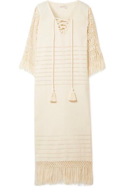 Jaline dress midi dress midi cotton