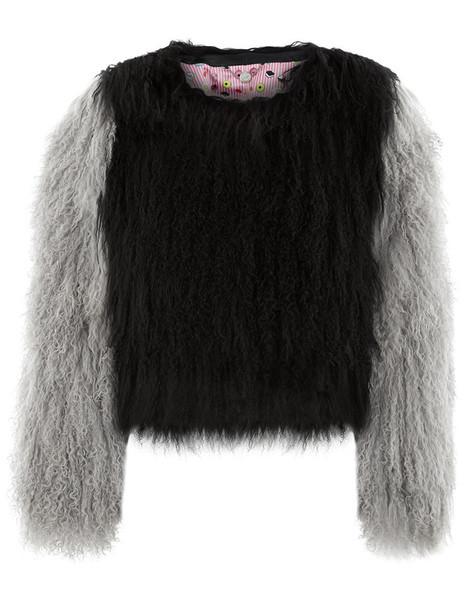 CHARLOTTE SIMONE jacket classic grey