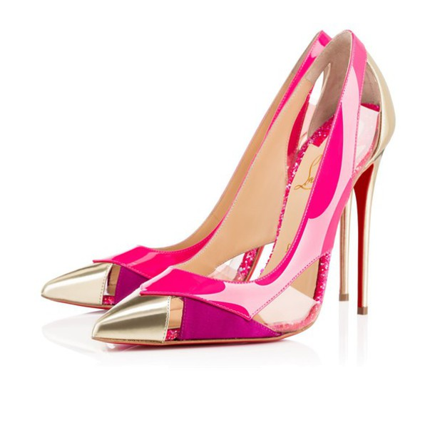 shoes buy cheap christian louboutin 100 mm galata 3-158