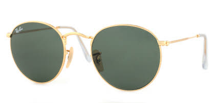 Ray-Ban RB3447 - Round Metal Sunglasses | Free Shipping
