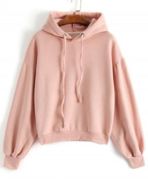 jacket girly neutral pink hoodie sweater sweatshirt jumper