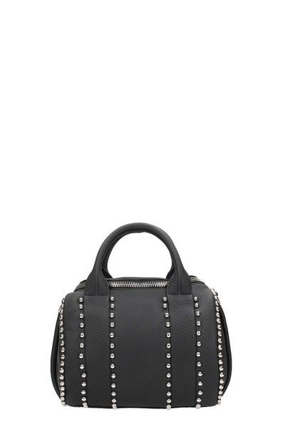 Alexander Wang ball handbag black bag