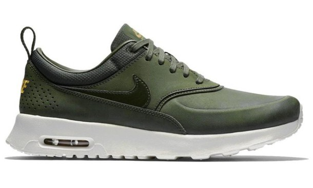Nike Thea Air Max Green