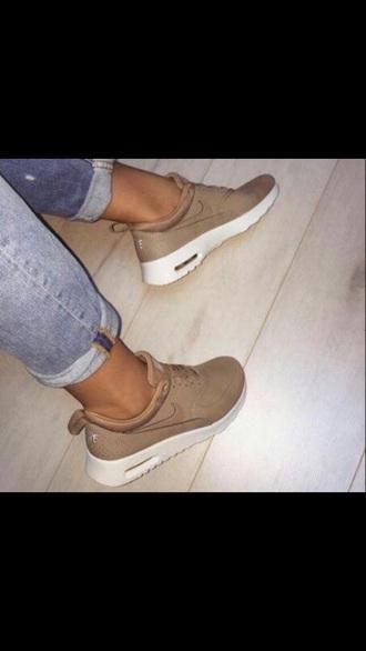 shoes nike nude sneakers nike sneakers