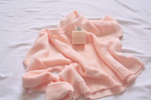 baby pink jumper