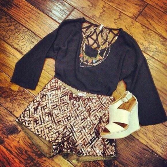 clothes blouse
