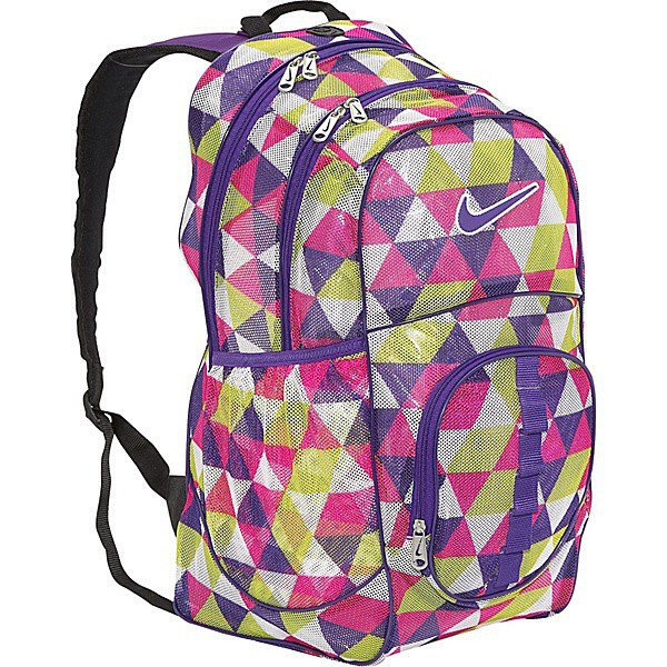 Bag Mesh Nike Backpack Back To School Cute Need