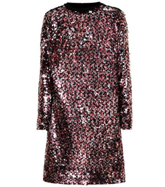 McQ Alexander McQueen Sequinned dress