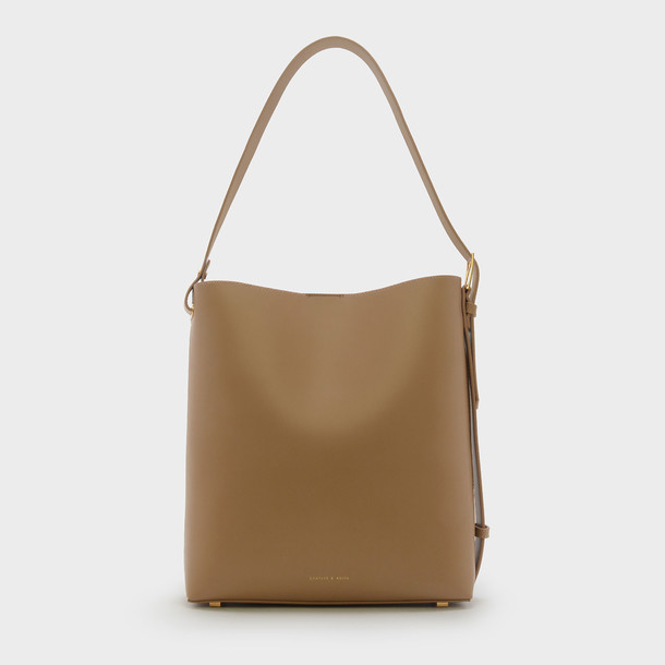 basic bag shoulder bag beige