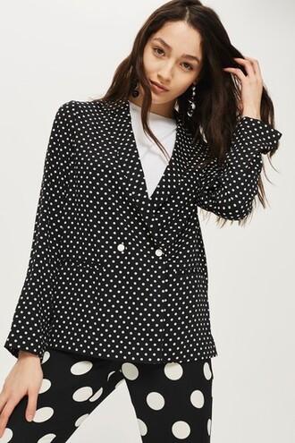 jacket soft monochrome